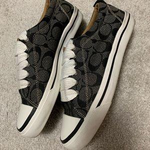 Coach men's tennis shoes